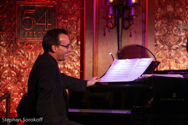 Photo Coverage: Tom Wopat Brings I'VE GOT YOUR NUMBER to 54 Below