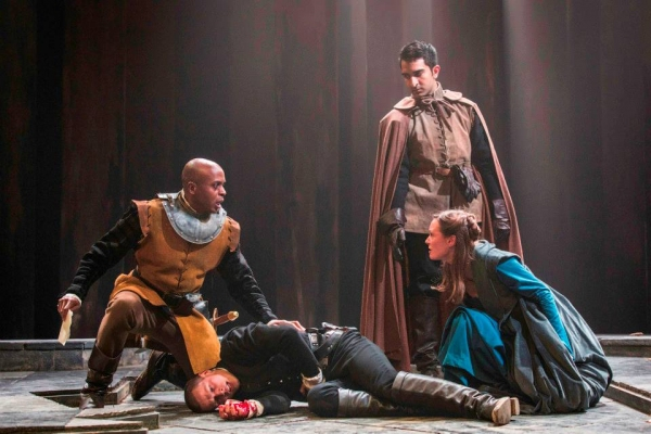 Photo Flash: First Look at Frank Langella & More in KING LEAR at BAM