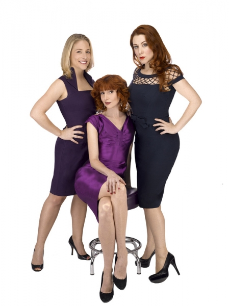 Dana Wilson, Erin Maguire, and Gretchen Wylder  Photo