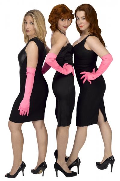 Dana Wilson, Erin Maguire, and Gretchen Wylder