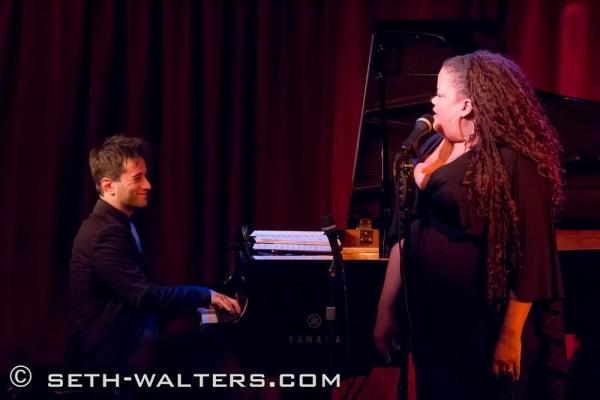 Matt Baker and Natalie Douglas