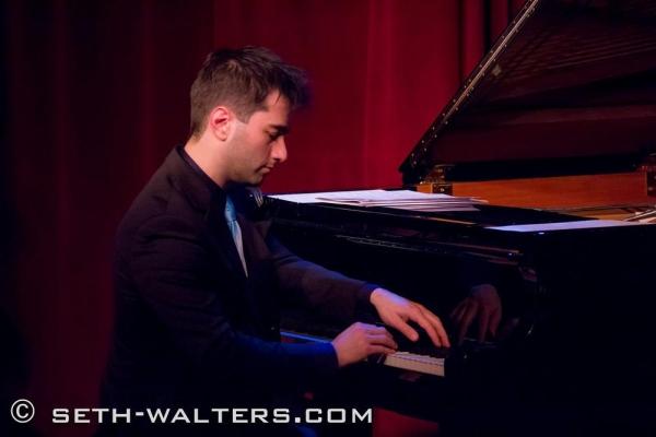 Photo Flash: Jazz Pianist Matt Baker Brings AN OSCAR MOMENT to Birdland