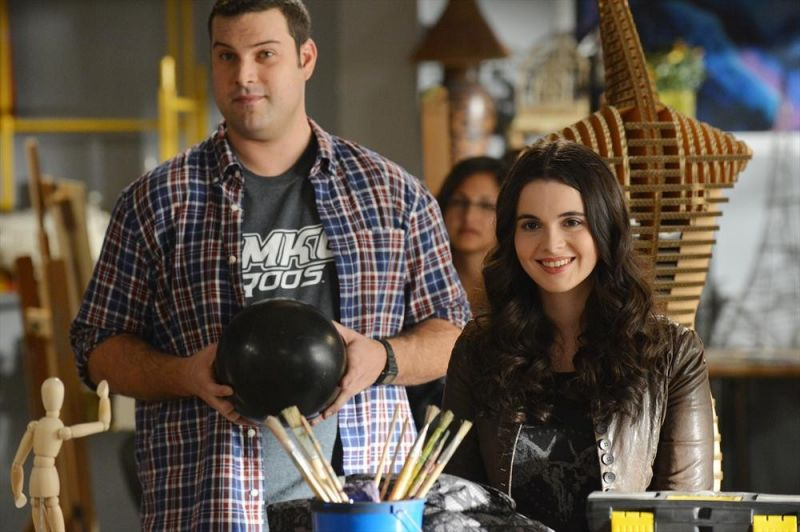 GLEE's Max Adler & Sandra Bernhard Guest Star On SWITCHED AT BIRTH, 1/13