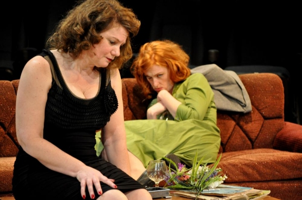 Photo Flash: WHO'S AFRAID OF VIRGINIA WOOLF? Opens Tonight Lakewood Playhouse