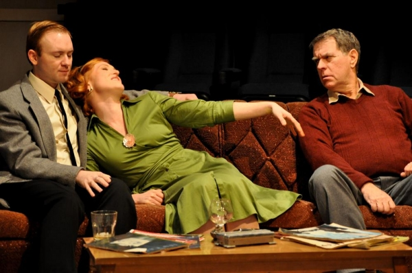 Photo Flash: WHO'S AFRAID OF VIRGINIA WOOLF? Opens Tonight Lakewood Playhouse