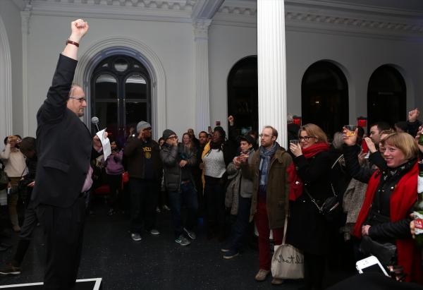 Photo Coverage: Public Theater Celebrates Opening of UNDER THE RADAR!