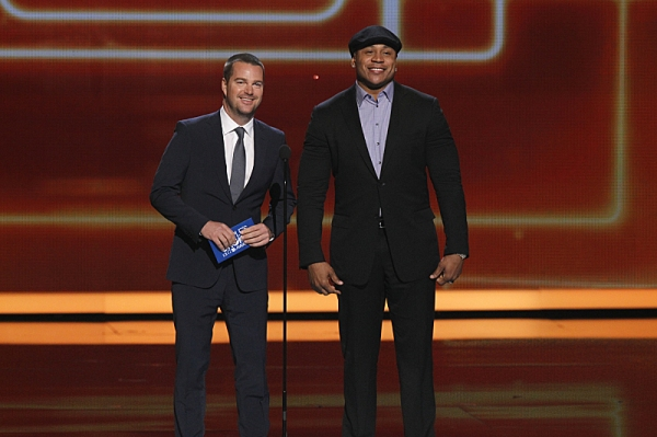 Chris O''Donnell and LL Cool J