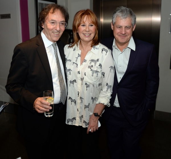 Photo Flash: Inside Opening Night of TELL ME ON A SUNDAY with Marti Webb & More!