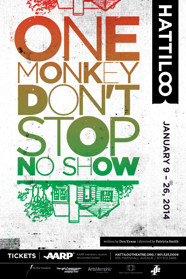 BWW Reviews: ONE MONKEY DON'T STOP NO SHOW at Hatiloo