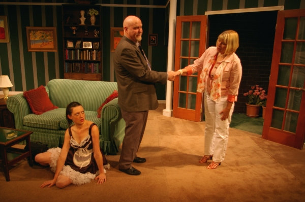 Photo Flash: First Look at Arden Playhouse's SIBLING SCHEMES