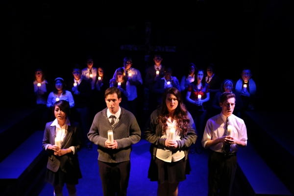 Photo Flash: Theatre Out Presents OC Premiere of BARE, Opens 1/10