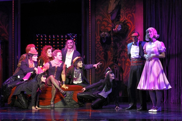 Photo Flash: First Look at Craig McLachlan, Brendan Irving and the Australian Cast of ROCKY HORROR