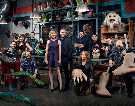 Brian Henson to Judge New Syfy Competition Series JIM HENSON'S CREATURE SHOP CHALLENGE, Premiering 3/25