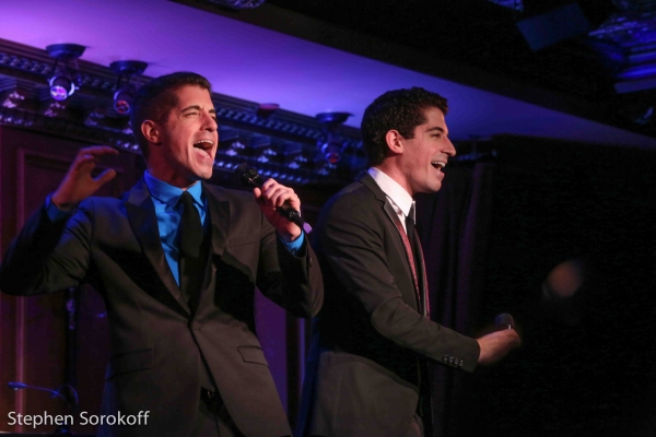 Photo Coverage: Inside Will & Anthony Nunziata's BROADWAY, OUR WAY