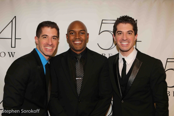 Will Nunziata, Alvin Hough, Jr., Anthony Nunziata