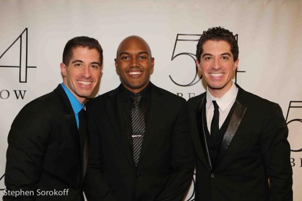 Will Nunziata, Alvin Hough, Jr., Anthony Nunziata Photo