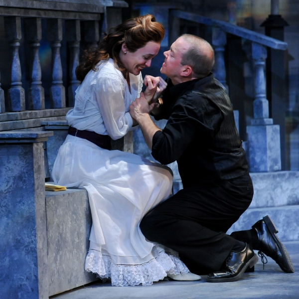 Photo Flash: First Look at Cincy Shakespeare's HAMLET, Opening Tonight