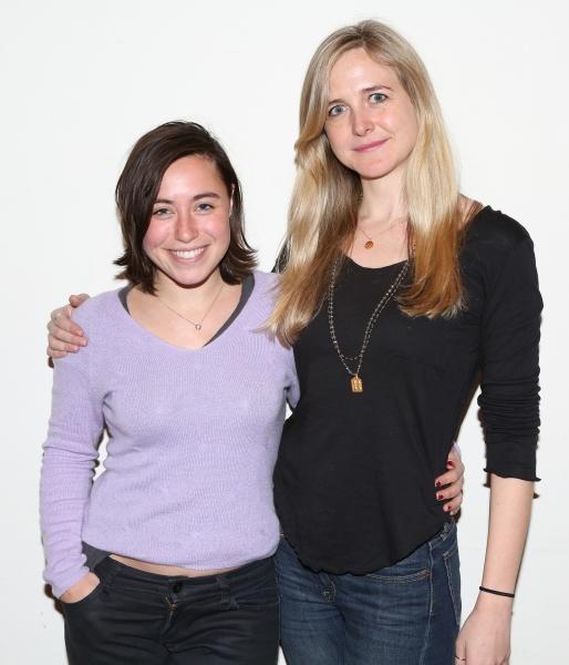 Emma Galvin and Clea Alsip