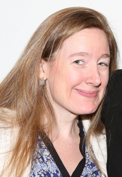 Playwright Sarah Ruhl