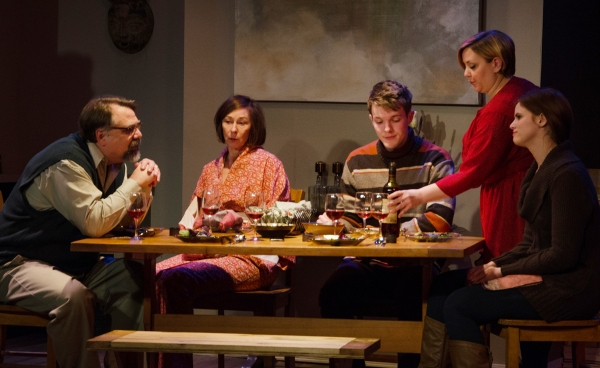 Photo Flash: First Look at Phoenix Theatre's TRIBES