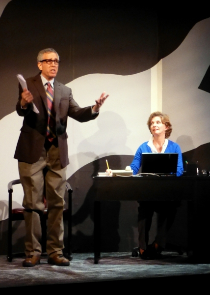Photo Coverage: Opening Night of BECKY'S NEW CAR at the Westchester Playhouse