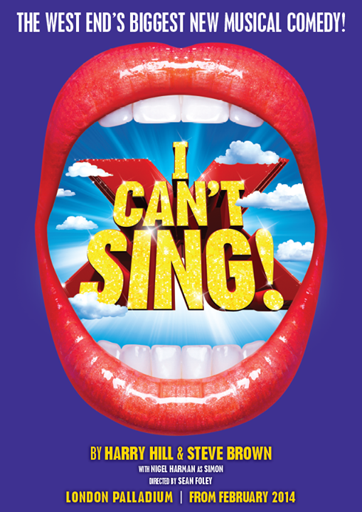First Production Photos Of I CAN'T SING: THE X FACTOR MUSICAL Unveiled