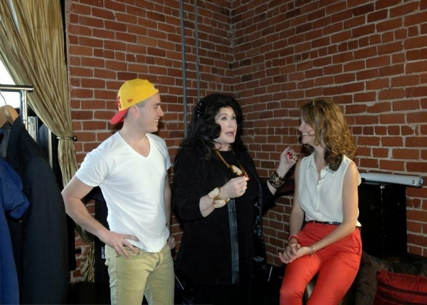 Photo Flash: 2014 LA's Next Great Stage Star in Rehearsal