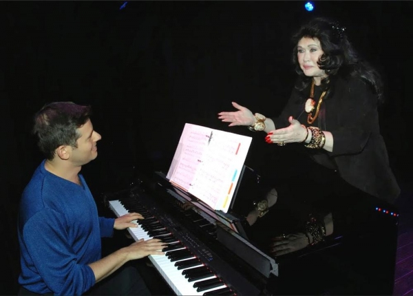 Photos: 2014 LA's Next Great Stage Star in Rehearsal