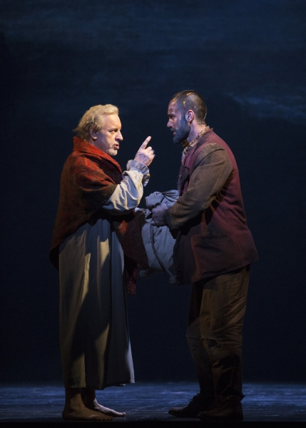 Last Night's Epic LES MISERABLES Encore With Ramin Karimloo & Colm Wilkinson