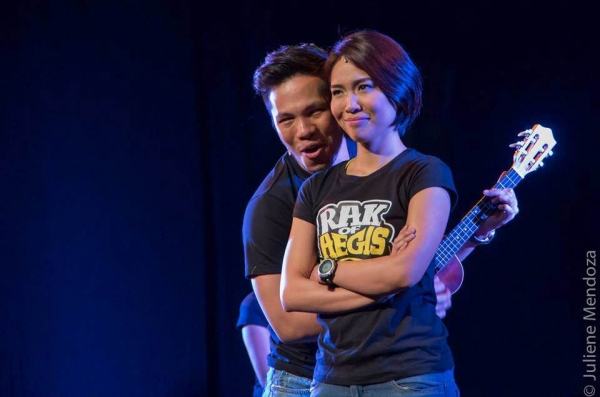 Photo Flash: RAK OF AEGIS Meets the Press