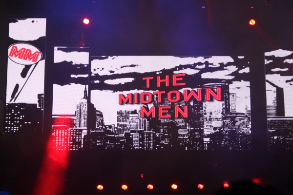 Welcome to The Midtown Men Live in NYC Photo