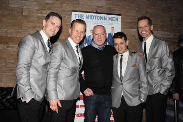 Photo Coverage: The Midtown Men Play NYC!