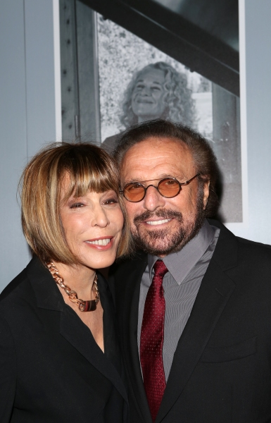 Cynthia Weil and Barry Mann