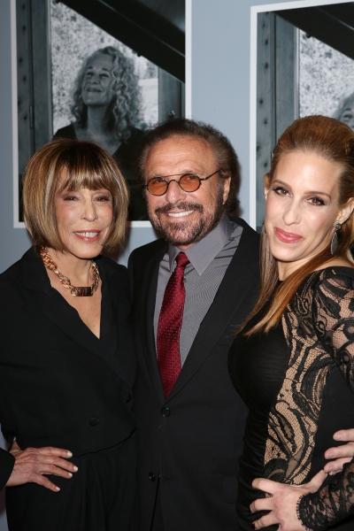 Cynthia Weil, Barry Mann, Dr. Jenn Berman  Photo