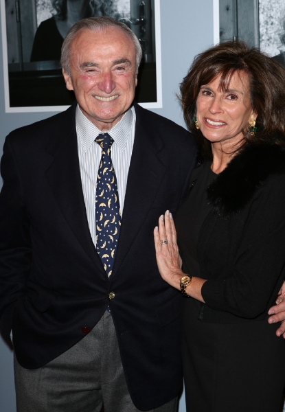 William Bratton and Nikki Bratton