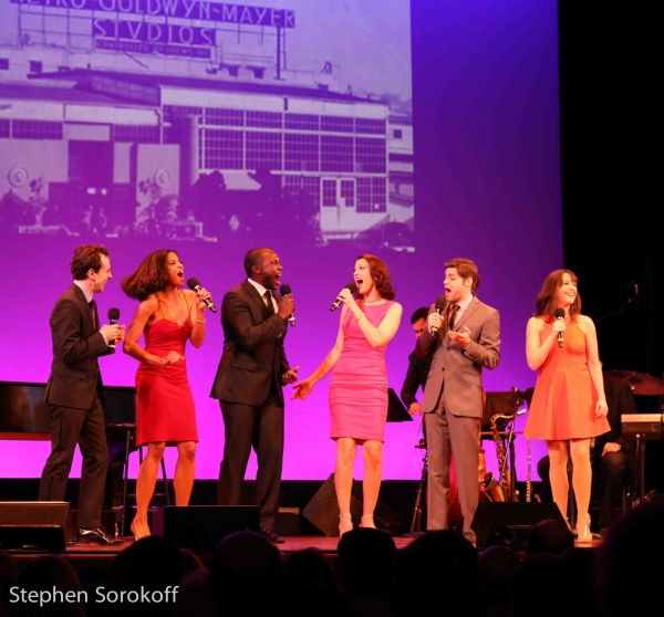 Photo Coverage: Jeremy Jordan, Rob McClure & More Tribute MGM Musicals at 92Y's LYRICS & LYRICISTS