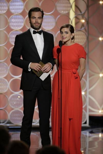 Chris Pine, Emma Watson