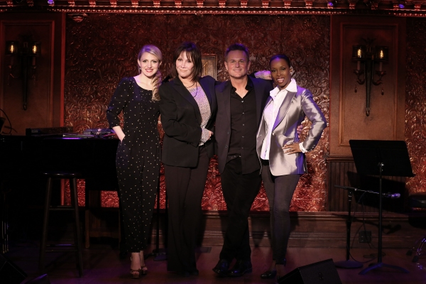 Annaleigh Ashford, Michele Lee, Sam Harris and Brenda Braxton