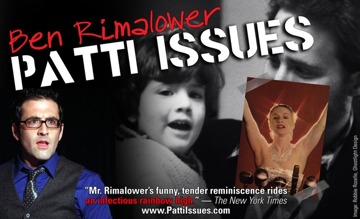 Hilarious New Clip From Ben Rimalower's PATTI ISSUES