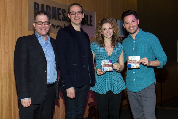 Jonathan Silverstein, John Bell, Lauren Molina