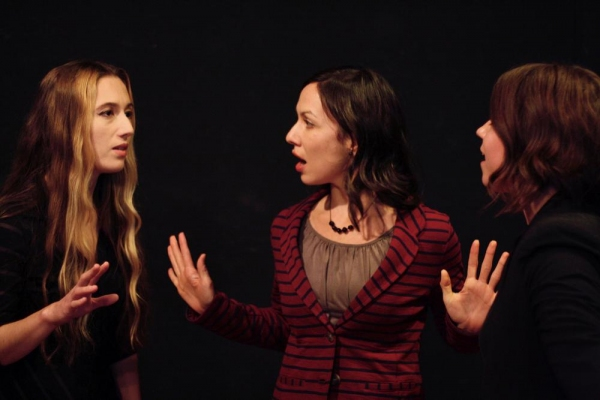 Photo Flash: Sneak Peek at trip.'s 4PLAY SEX IN A SERIES at the Den Theatre