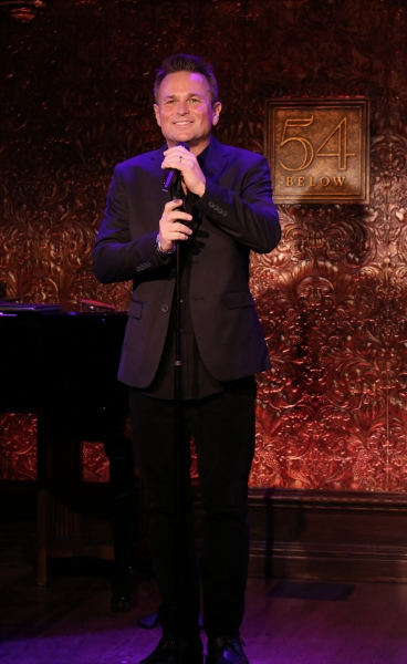 Photo Coverage: Sam Harris Previews HAM: SLICES OF LIFE at 54 Below