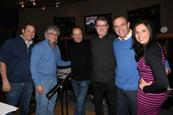 Steven Lutvak and Robert L. Freedman & creative team