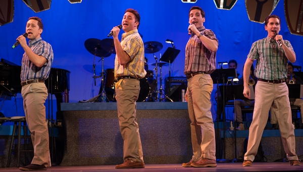 Photo Flash: Rivertown Theaters Kick Offs 2014 With UNDER THE BOARDWALK