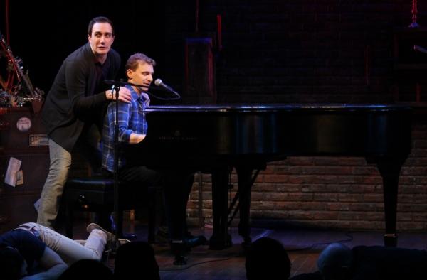 Adam Overett and Jeremiah Ginn Photo