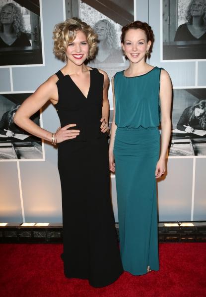 Sara King and Rebecca LaChance