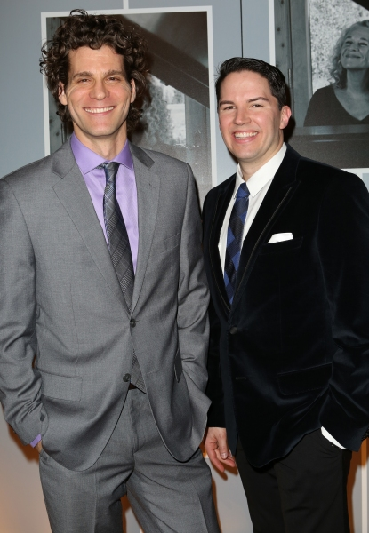 Josh Davis and Kevin Duda