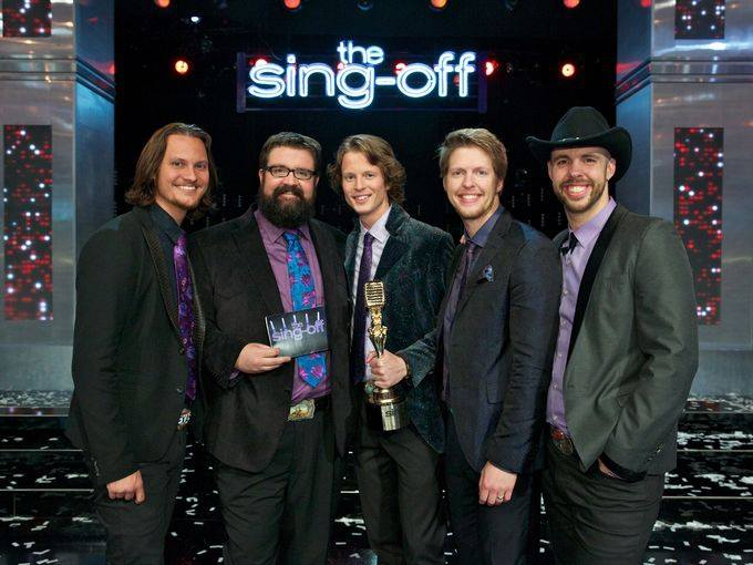 THE SING OFF Winner, 'Home Free' Signs with Columbia Records