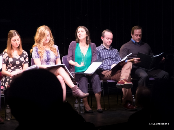 Lauren Shaffel, Rachel Annette Helson, Leigh Wade, Jonathan Spivey, Josh Banks Photo