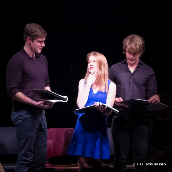 Zachary Spicer, Genevieve Angelson, Daniel Mitura